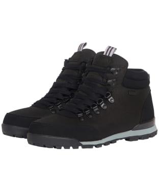 Men's Barbour International Elford Boots - Black