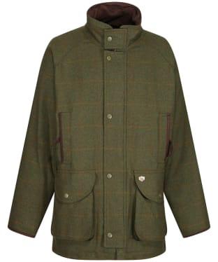 Men's Alan Paine Combrook Waterproof Coat - Maple