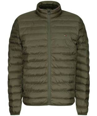 Men's Tommy Hilfiger Packable Circular Jacket - Rocky Mountain