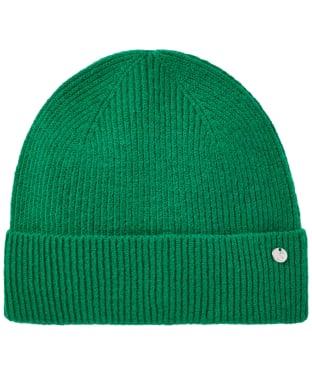 Women's Joules Shinebright Rib Knit Hat - Green