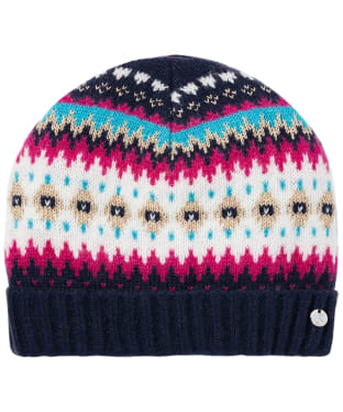 Women's Joules Janelle Hat - French Navy