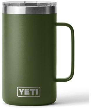 Yeti Rambler 24 Oz Mug - Highlands Olive
