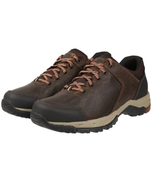 Women's Ariat Skyline Low Waterproof Boots - Distressed Brown