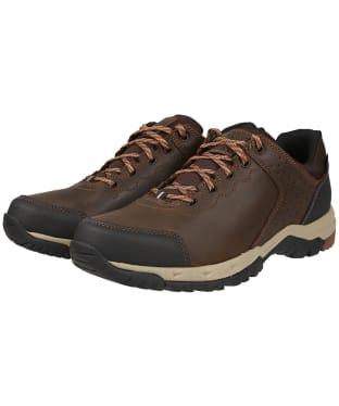 Men's Ariat Skyline Low Waterproof Boots - Distressed Brown