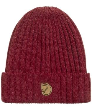 Men's Fjallraven Byron Hat - Red Oak