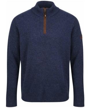 Men's Sherpa Kangtega Quarter Zip Sweater - Rathee