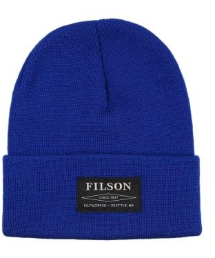 Filson Acrylic Watch Cap - Blue
