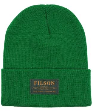 Filson Acrylic Watch Cap - Green