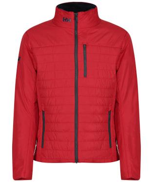 Men's Helly Hansen Crew Insulator Jacket 2.0 - Red
