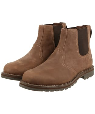 Men's Timberland Larchmont II Chelsea Boots - Medium Brown Full Grain