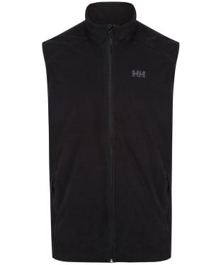 Men's Helly Hansen Daybreaker Fleece Vest - Black