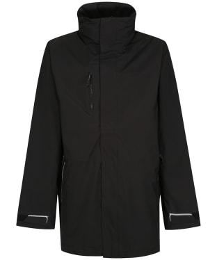 Men's Musto Sardinia Long Rain Jacket - Black