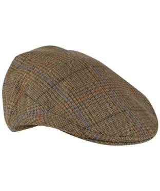 Men's Schoffel Tweed Classic Cap - Arran Tweed