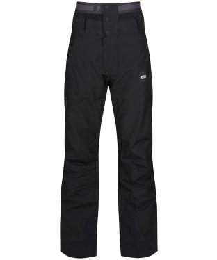 Men's Picture Object Pants - Black
