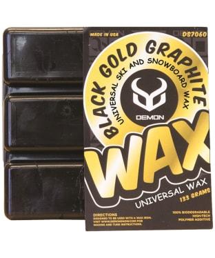Demon Black Gold Wax - Black