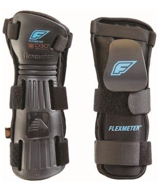 Demon Flexmeter Double Sided D30 Wrist Guards - Black