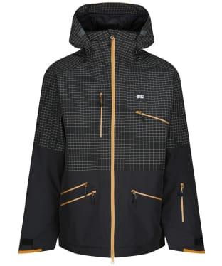 Men's Picture Stone Waterproof Jacket - Black Ripstop