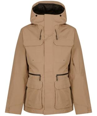 Men's Picture U44 Waterproof Jacket - Tan Brown