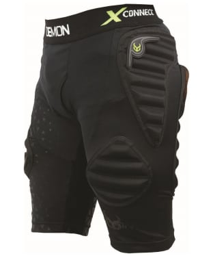 Men's Demon Flexforce X2 D3O Shorts - Black