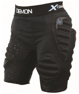 Women's Demon Flexforce X2 D3O Shorts - Black