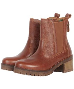 Women's Barbour Kirk Chelsea Boot - Cognac