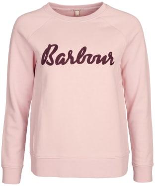 Women's Barbour Otterburn Overlayer - Petal Pink