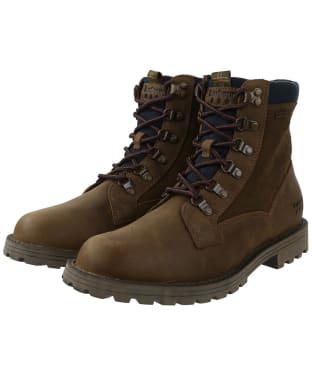 Men's Barbour Chiltern Derby Boots - Brown