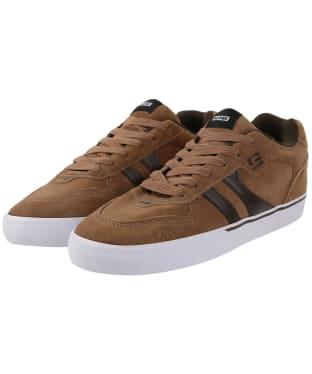 Men's Globe Encore 2 Skate Shoes - Tan / Brown