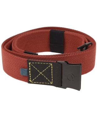 Arcade Ridge Slim Belt - Vermilion