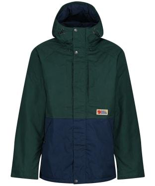 Men's Fjallraven Vardag Lite Padded Jacket - Arctic Green / Stor