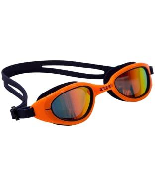 Zone3 Attack Polarized Swim Goggles - Navy / Orange