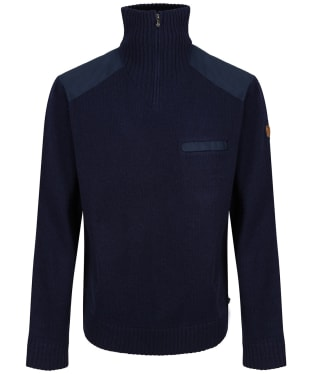 Men's Fjallraven Koster Sweater - Dark Navy