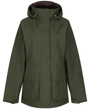 Women's Musto BR1 Burnham Waterproof Jacket - Deep Green