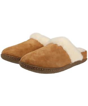 Women's Sorel Nakiska™ Slide II Slippers - Camel Brown