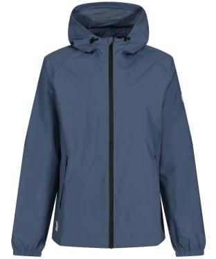 Men's Globe Breaker Spray Waterproof Jacket - Slate Blue