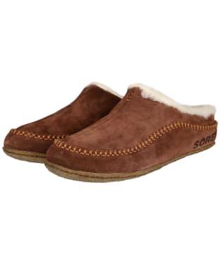 Men's Sorel Lanner Ridge Slippers - Tobacco