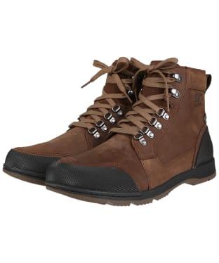 Men's Sorel Ankeny II Mid OD Waterproof Boots - Tobacco