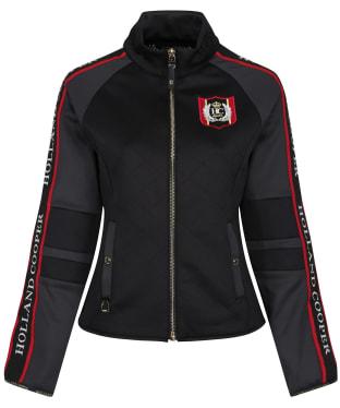 Women's Holland Cooper Coach Jacket - Black