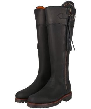 Women's Penelope Chilvers Standard Tassel Boots - Black
