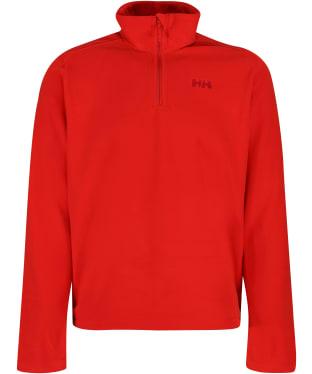 Men's Helly Hansen Daybreaker ½ Zip Fleece - Alert Red