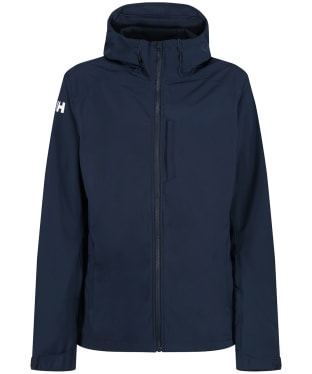 Men's Helly Hansen Paramount Hooded Softshell Jacket - Navy