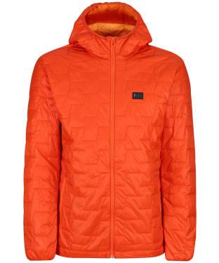 Men's Helly Hansen Lifaloft Hooded Insulator Jacket - Patrol Orange