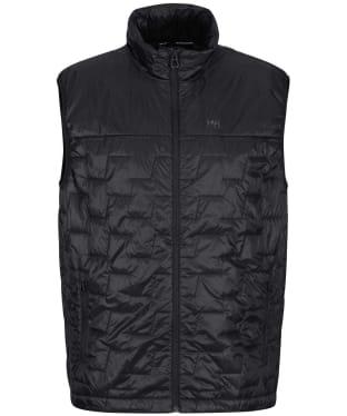 Men's Helly Hansen LifaLoft Insulator Vest - Black