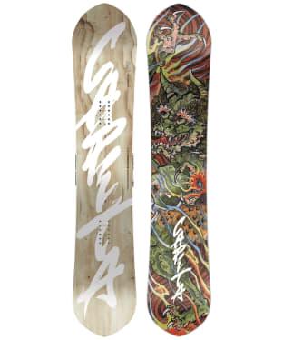 Professional Capita Alpine Assult Force Hybrid Snowboard - Kazu Kokubo Pro