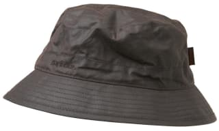 Waxed Cotton Hats