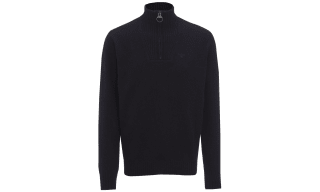 Barbour Zip-Neck Sweaters