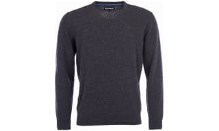 Barbour V-Neck Sweaters