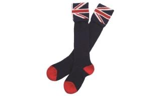 Barbour Long Boot Socks