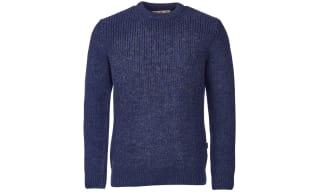 Barbour Crew Neck Sweaters