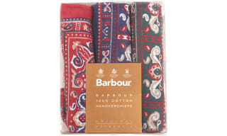 Barbour Handkerchiefs & Pocket Squares